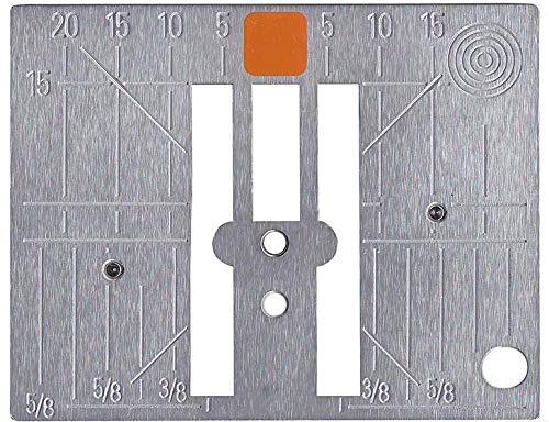 (Sew-link Straight Stitch Plate 9mm for Bernina 560, 580, 640)