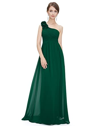 b2eb1a1360 Ever-Pretty Floor Length Long Party Dresses for Women 4US Green