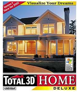 total 3d home deluxe 4 0 old version. Black Bedroom Furniture Sets. Home Design Ideas