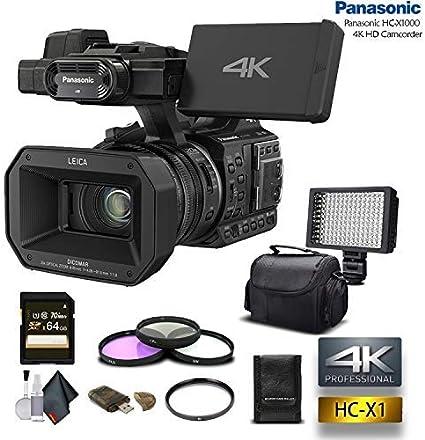 Panasonic HC-X1000 product image 8