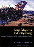 img - for Nine Months to Gettysburg: Stannard's Vermonters and the Repulse of Pickett's Charge by Howard Coffin (2011-09-19) book / textbook / text book