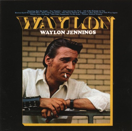 Waylon Jennings Leavin Town