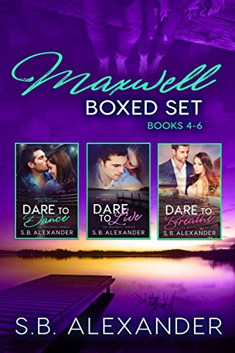 The Maxwell Series Boxed Set (Books 4-6)