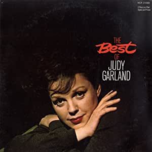 Judy Garland The Best Of Judy Garland Lp Record Reissue