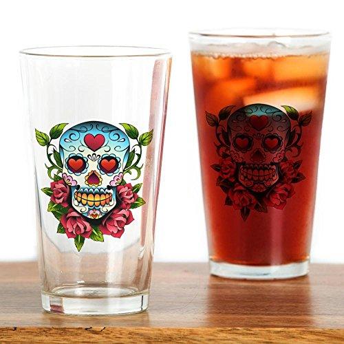 CafePress Muertos.Png Pint Glass, 16 oz. Drinking Glass