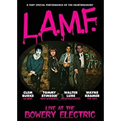 L.A.M.F. Live At The Bowery Electric arrives on DVD and CD December 8 from MVD Entertainment