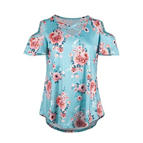 Multicolore Bekleidung Shirt155 SANFASHION Ballerine Verde Donna Damen SANFASHION Multicolore annfF6ZW
