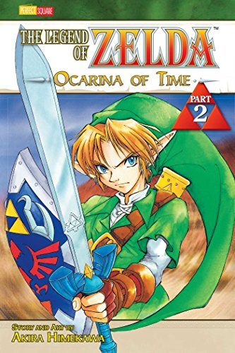 The Legend of Zelda: Ocarina of Time, Vol. 2 (The Legend Of Zelda The Hero Of Time)