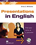 img - for Presentations in English: Find Your Voice as a Presenter book / textbook / text book
