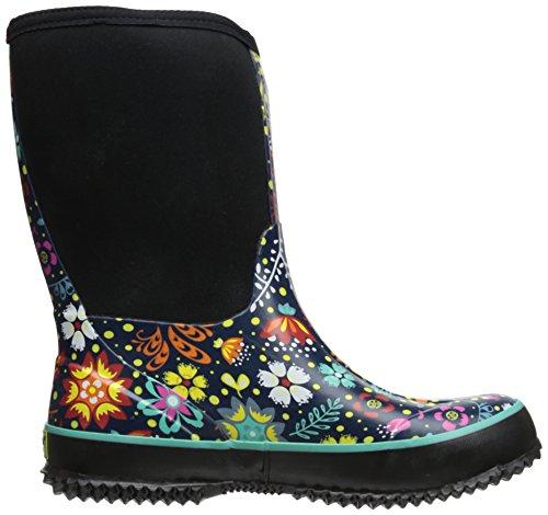 Play Western Neoprene Boot Womens' Chief Garden Mid Waterproof Bwq8P0Uv