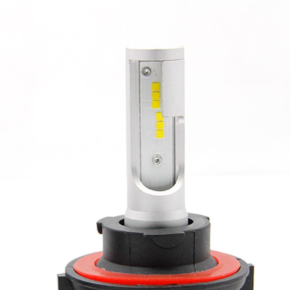 Globled 9007 200W 20000LM HB5 LED Headlight Bulb Conversion Kit 6000k Canbus HG-D2-9007