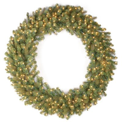 60 Wreath With Led Lights in US - 9