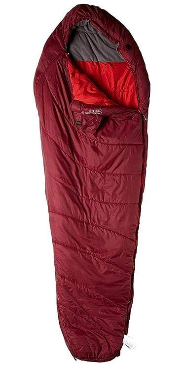 Millet Baikal 750 W Saco de Dormir, Mujer, Rojo (Velvet Red), Talla Única: Amazon.es: Deportes y aire libre