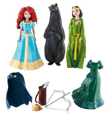 Disneypixar Brave Story Giftset by Mattel