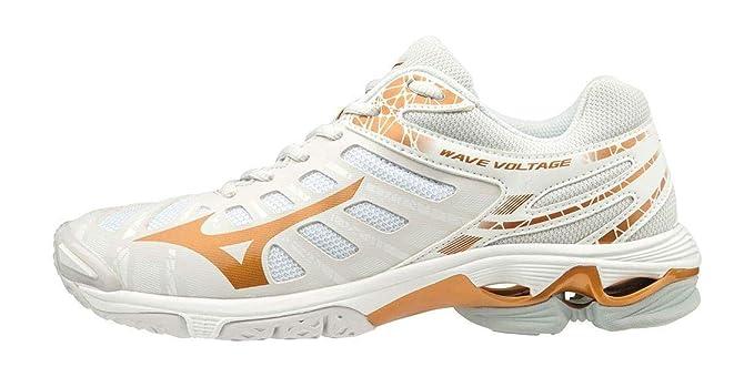 Mizuno Wave Voltage, Zapatillas de Voleibol para Mujer