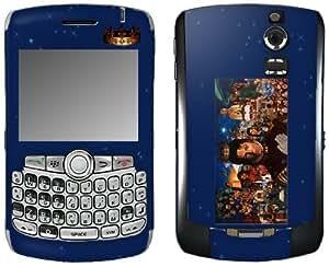 MusicSkins, MS-MJ20006, Michael Jackson - King Of Pop, BlackBerry Curve (8300/8310/8320), Skin