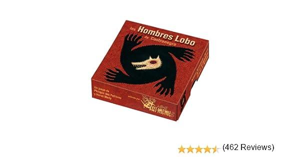 Asmodee - Hombres Lobo de Castronegro - español: Amazon.es ...