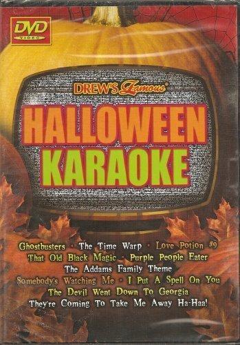 Halloween Karaoke by Turn Up the