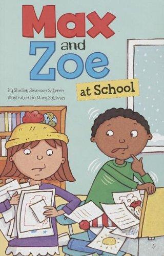Max and Zoe at School ebook