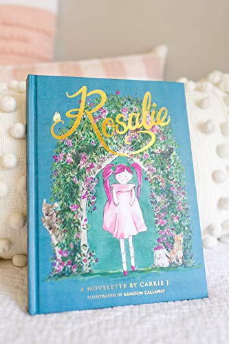 Through Rosalie Colored Glasses: An Illustrated Novelette of Kindness and Friendship