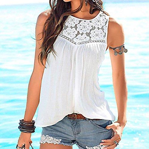 de sexy ❤️ Verano vestido de impresión casual suave Sonnena ❤️ encaje Bohemian ropa vestido mujer para mujer blanco corta Blanco al hueca manga La libre vestido ❤️ Suelto 9 de aire fXqZRvwx