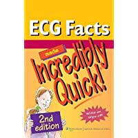 ECG Facts Made Incredibly Quick! (Incredibly Easy! Series) (Incredibly Easy! Series (R))