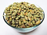 Roasted Edamame (Green Soybeans)-Lightly Salted, 22 Pound Bulk BOx