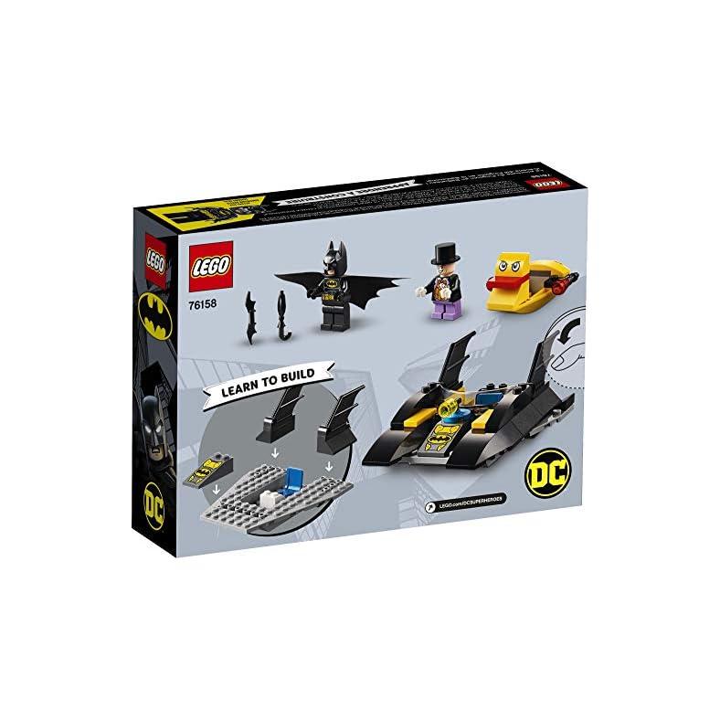 LEGO DC Batboat The Penguin Pursuit, 76158 Top Batman ...