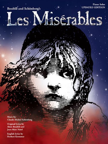 Les Miserables (Piano Solos) - Home Sheet Music Piano