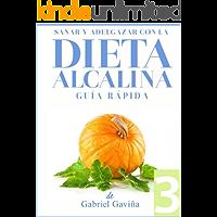 Dieta Alcalina 3: Guía Rápida   Practicando una Dieta Equilibrada