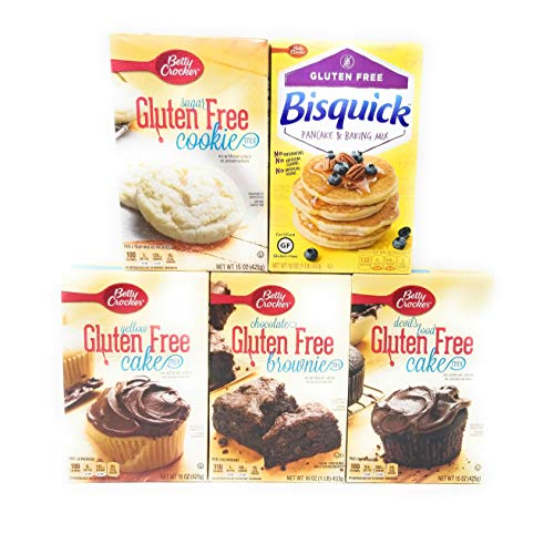 Bisquick and Betty Crocker Gluten Free Multi Pack