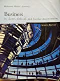Freedom B/W Version : Business: Its Legal, Ethical, and Global Environment, Jennings, Marianne M., 0324403569
