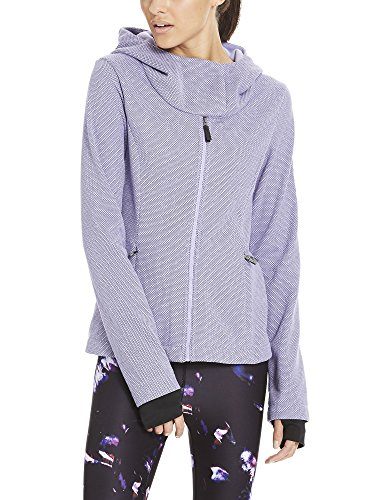 Pu132 Hoody Donna Knit Giacca Purple Viola light Bench BwT05q