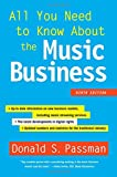 Book cover image for All You Need to Know About the Music Business: Ninth Edition