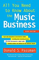 All You Need to Know About the Music Business: 9th Edition Front Cover