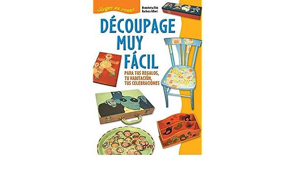 Amazon.com: Découpage muy fácil (Spanish Edition) eBook ...