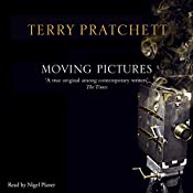 Moving Pictures: Discworld, Book 10 | Terry Pratchett