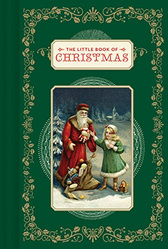The Little Book of Christmas (Christmas Postcard Angel)