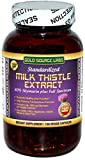 Pure Milk Thistle Extract, 80% Silymarin and Organic Milk Thistle Seed, 180 Veggie Capsules (450 mg), Full Spectrum Standardized Complex for Natural Liver Support, Immune Boost, Detox and Cleanse