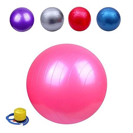 ZENWEN PVC Bola De Yoga 55Cm65Cm75Cm Engrosamiento Bola De ...