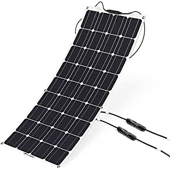 Amazon Com Unisolar 128 Watt Flexible Solar Panel Pv