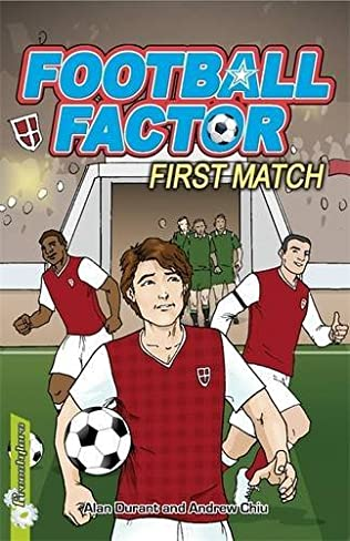book cover of First Match