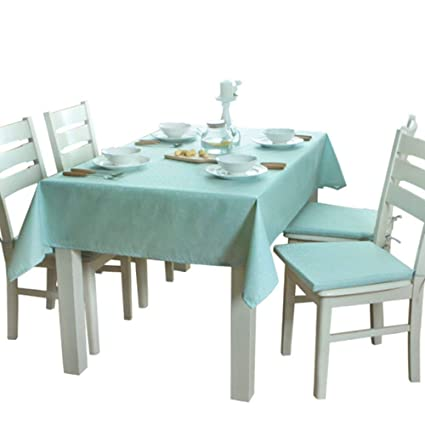 Amazoncom Pllp Table Tablecloths Home Tablecloths Round Table