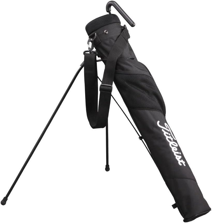 Titleist Adaptive Club Case Caddie Stand Bag, AJSSB71, Black