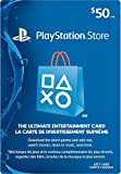 Sony Computer Entertainment Sony PlayStation $50 - $50 Gift Card Edition