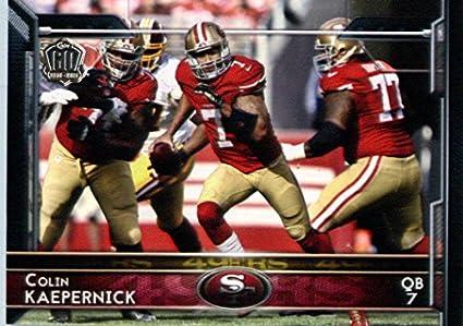e2e601f048b 2015 Topps #238 Colin Kaepernick - San Francisco 49ers NFL Football Card  (60th Anniversary