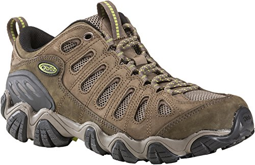 Oboz Men's Sawtooth Low Shoe (Low Rise Mens Shoes)