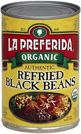 Beans: La Preferida Organic Black Beans Canned