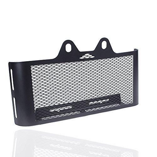 XXEtrade- Protector de rejilla de refrigeració n de aceite para motocicleta, para BMW R Nine T R9T R1200R 2015 y 2016, color negro XX eCommerce