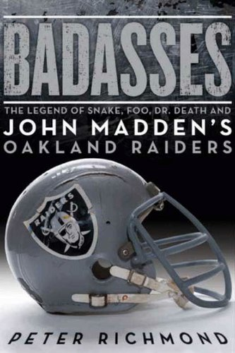 Top Badasses: The Legend of Snake, Foo, Dr. Death, and John Madden's